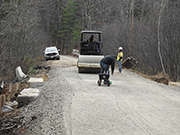 Elbow Pond Road Re-Opens