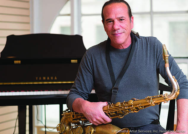 JOSA Features Saxophonist Dan Moretti