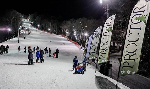 Hundreds Turn Out for 13th Ski Area Celebration