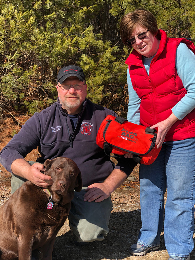 FIDO Bag Donation Is A Lifesaver For Pets In An Emergency