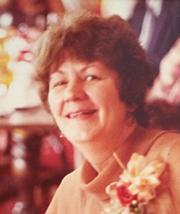 Barbara Laughy Sanborn – May 17, 2020
