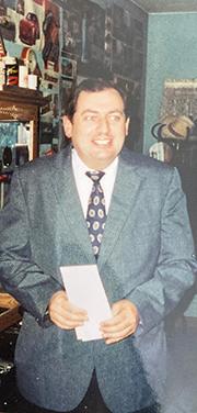 Paul Timothy Stafford – May 9, 2020
