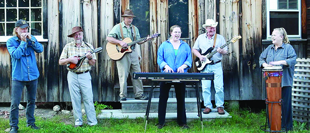 Ragged Mountain Band to Offer Zoom Concert on August 2
