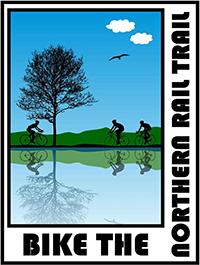 """Bike The Northern Rail Trail"" Helps Visitors Enjoy the Trail"