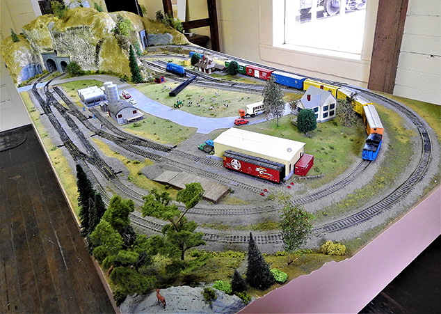 Local Historical Societies Showcase Impact of Railroad Era in Our Area