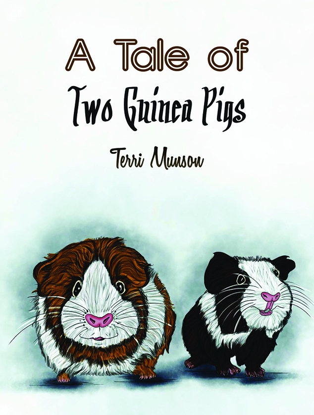 Guinea Pigs Are the Focus of Newly Released Children's Book