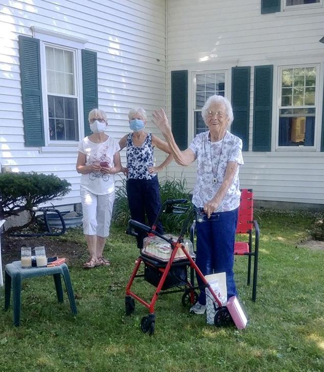 Andover Community Church – September 2020