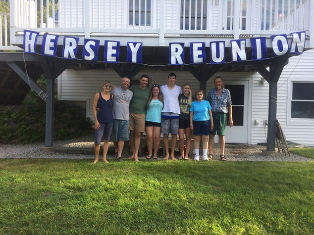 123rd Annual Hersey Reunion Observed Physical Distancing