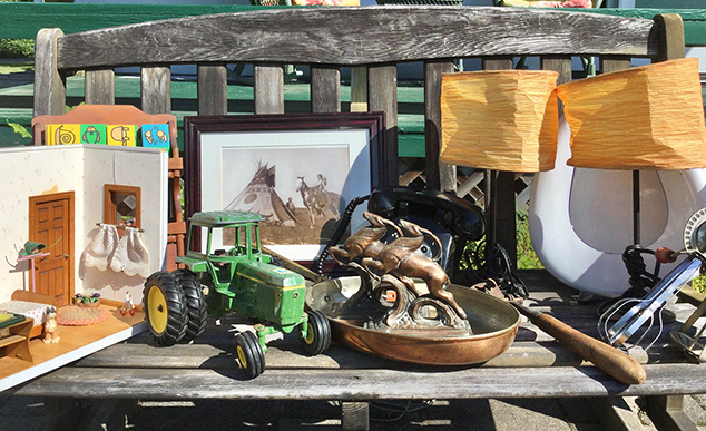 Wilmot Farmers Market Will Feature the Historical Society Curiosity Shop