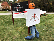 Help Build Andover Community Spirit by Making a Scarecrow
