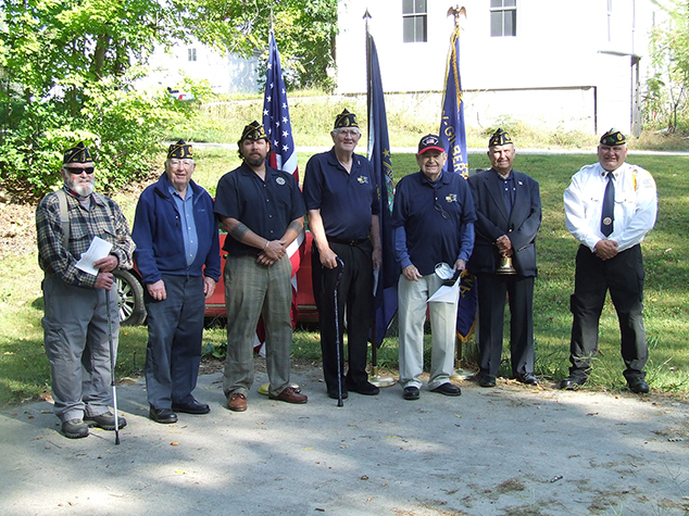 Ceremony Honored New Hampshire Residents Lost on September 11