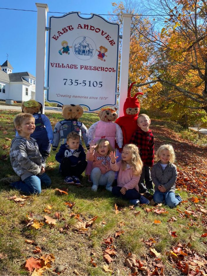All Sorts of Fun Fall Activities Happening at East Andover Preschool