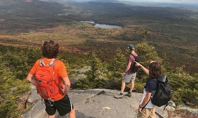 Proctor's Wilderness Orientation Program Held With Modifications