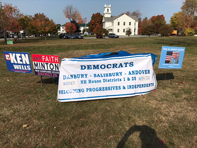 """Democratic Committees Unite for """"We the People"""" Rally"""