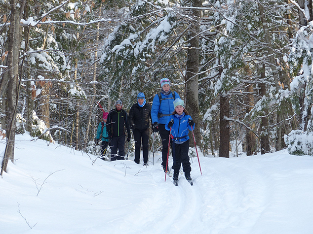 Get Outside This Winter For Some Cross Country Skiing