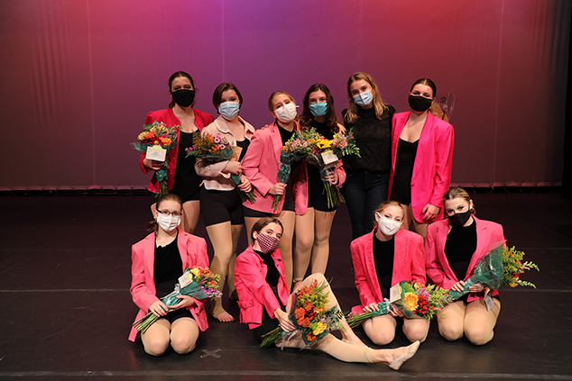 Proctor's Fall Dance Performance Featured Andover Students