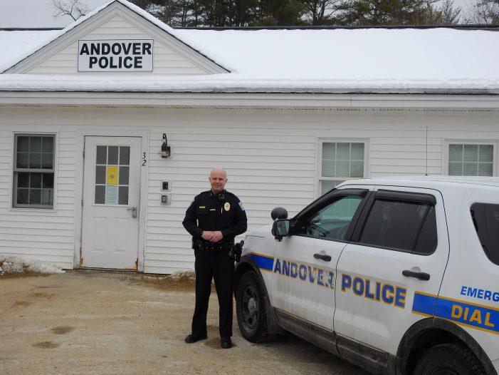 Andover Police Chief Joe Mahoney Marks 20 Years of Service