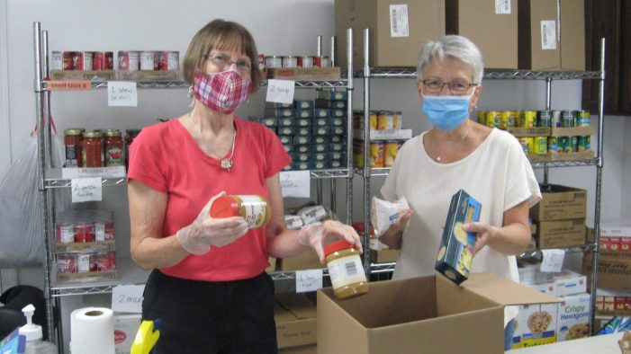 Food Pantry Provides Assistance to Andover Residents