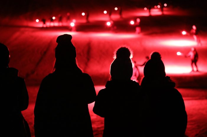 Proctor Keeps Torchlight Parade Tradition Going
