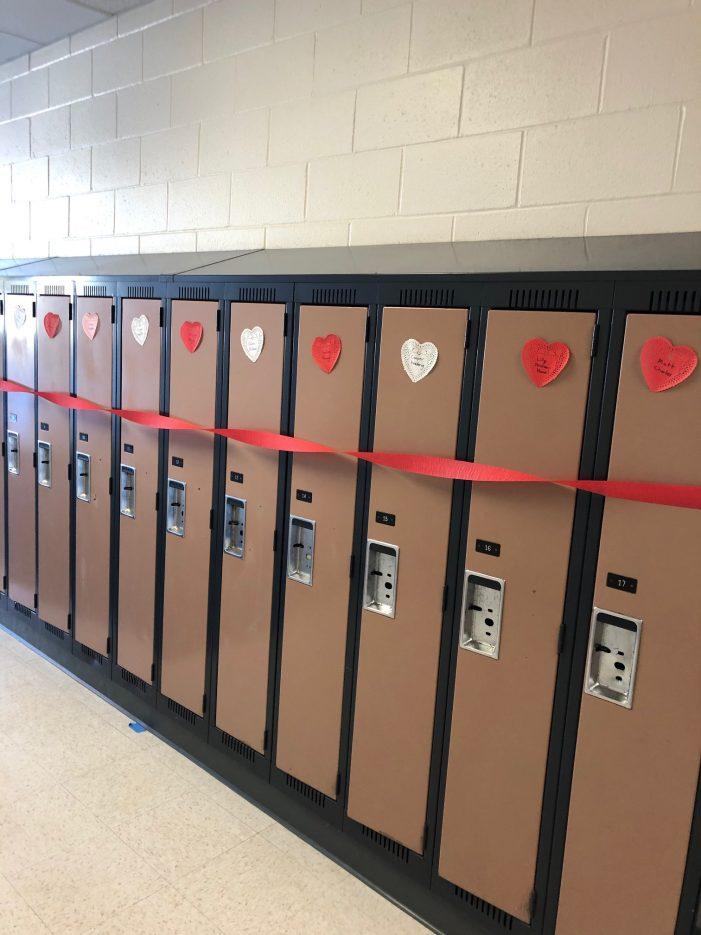 Valentine's Day Treats Await AE/MS Students