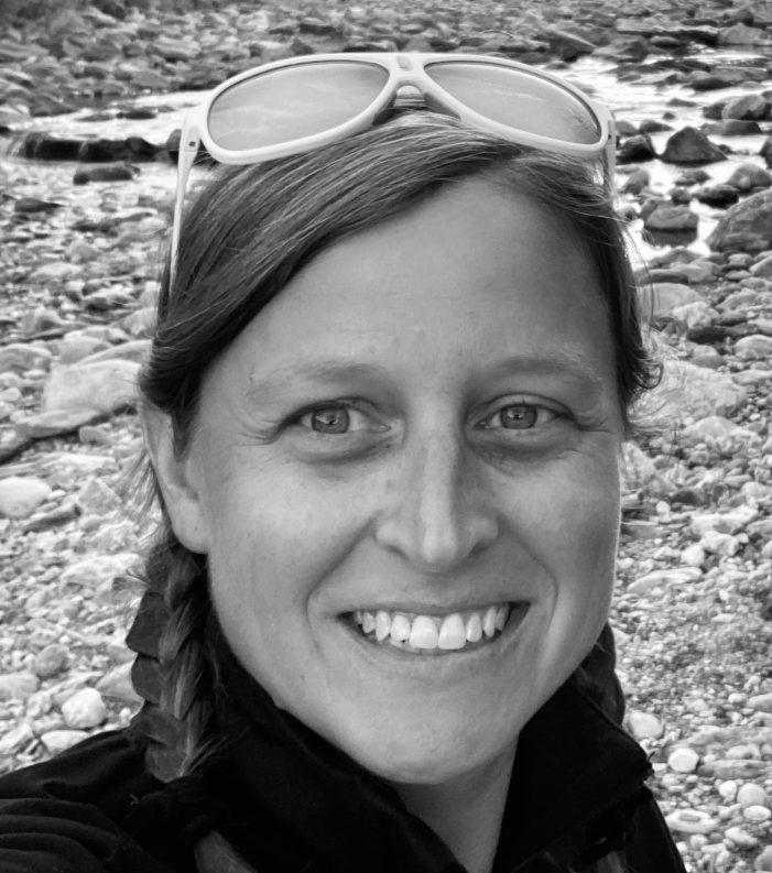 Library Trustee Write-In Candidate Tina Nussbaum Wagler