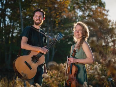 Andover Coffeehouse Returns with Green Heron Virtual Performance