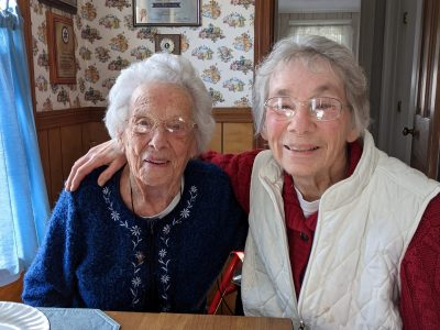 Longtime Friends Jewett and Miller Share Reminiscences