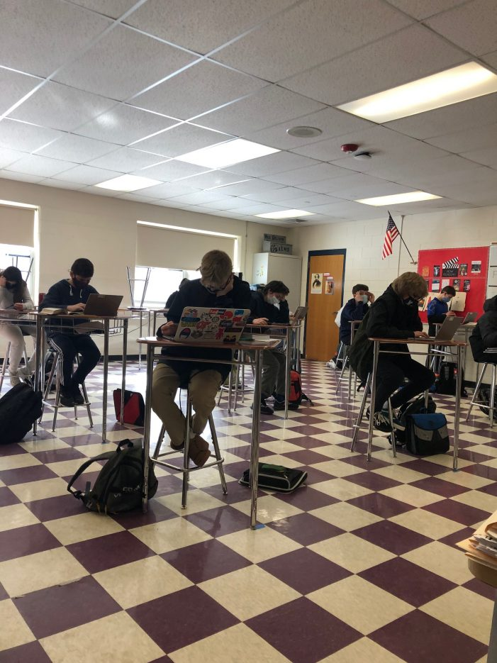 AE/MS Students Switch to Four-Day In-Person Classes