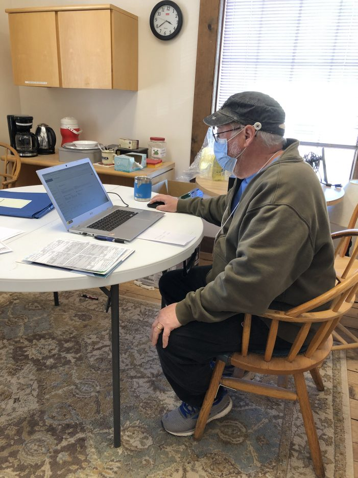 AARP Tax Preparation Wraps Up at the Andover Hub