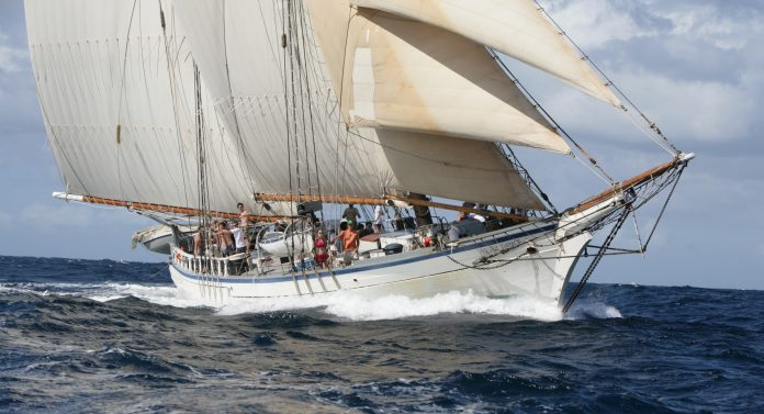 Iconic Schooner Harvey Gamage to be Home to New Ocean Classroom