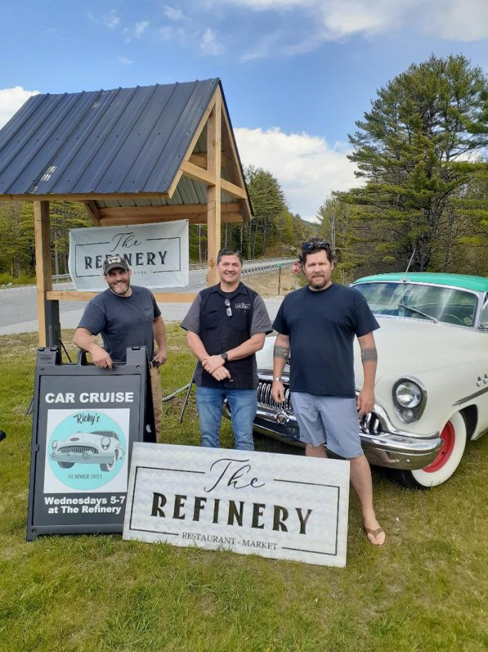 Ricky's Cruise-In Returns for 2021 Summer Fun