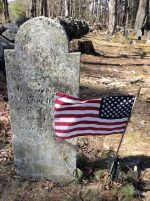 Veterans from 12 Wars are Buried in Andover Cemeteries