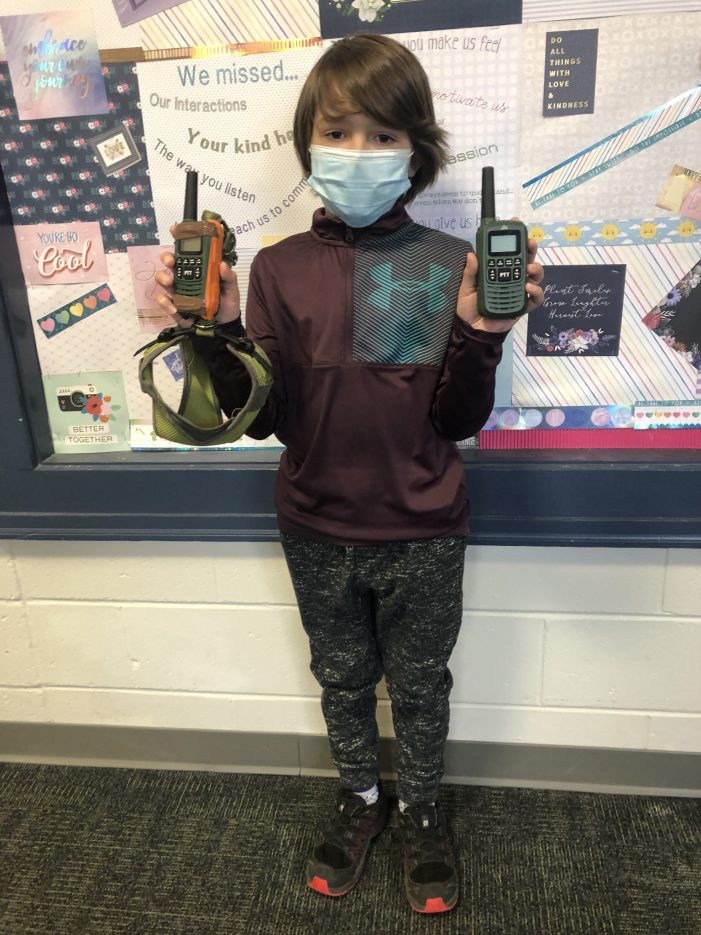 Third Graders Meet the Challenge of Invention Convention