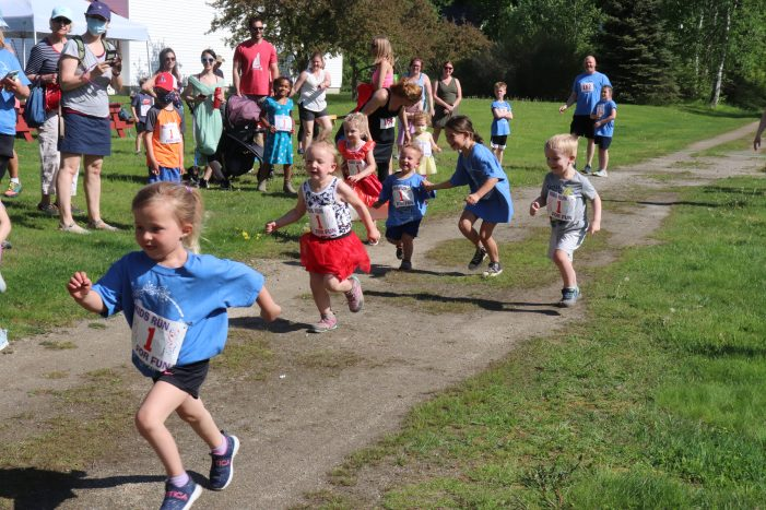 EAVP 5K Fundraiser Gets Kids Out and Running