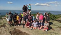 AE/MS Class of 2021 Enjoyed a Trip to Cadillac Mountain in Maine