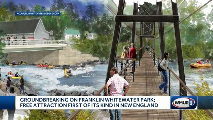 Franklin's Profile Grows with Mill City Park Groundbreaking