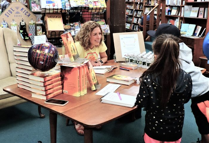 Andover Author Publishes Touching Book for Young Readers