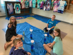 AE/MS Expanded Summer Program Offers Learning Fun