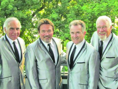 Franklin Opera House Presents the Rockin' Daddios