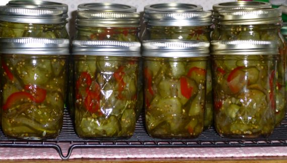 Andover Cooks Share Food Favorites: Bread and Butter Pickles