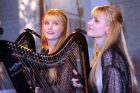 """Franklin Opera House Presents World-Renowned """"Harp Twins"""""""