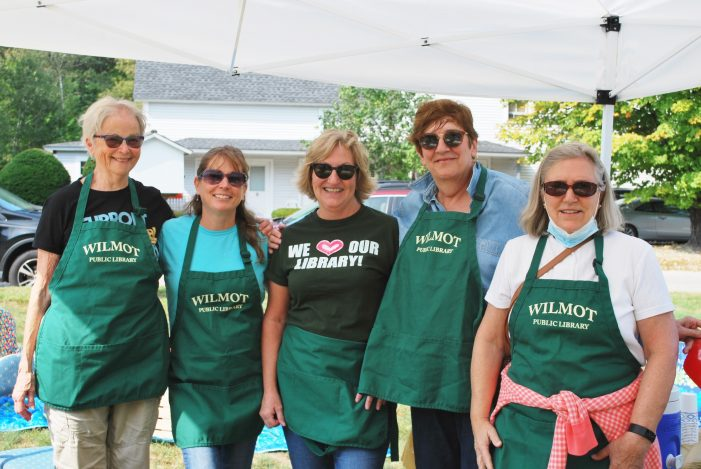 Wilmot Community Association Thanks Everyone for Successful Event