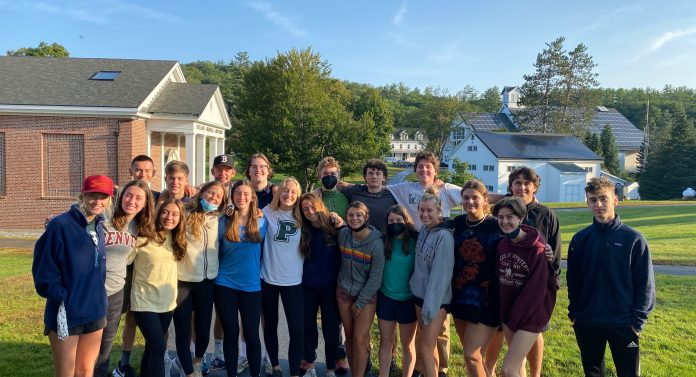 Proctor's Ocean Classroom Embarks on Fall Term Voyage