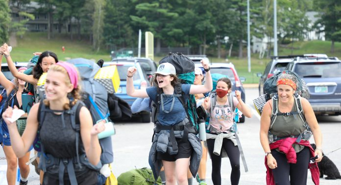 Proctor's 51st Wilderness Orientation Completes Successfully