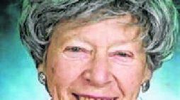Mary Leanora (Scheu) Teach – October 5, 2021