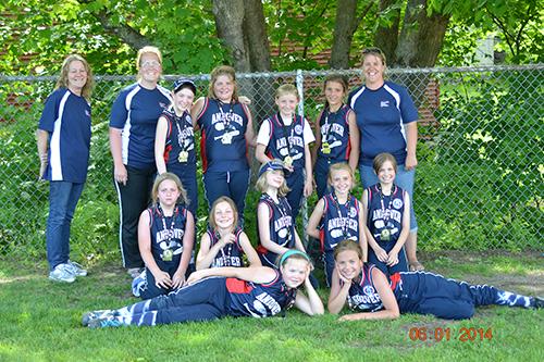 Andover Girls Softball Wraps Up A Great Season The Andover Beacon